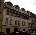 Měšťanský dům U Borovanských (Staré Město), Praha 1, Dlouhá 34, Staré Město.jpg