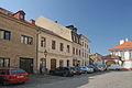 Městský dům (Úštěk), Vnitřní Město, Mírové náměstí 77 a 78.JPG