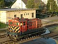 M44 locomotive at Szob railway station.JPG