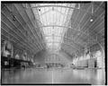 MAIN FLOOR, GYMNASIUM, LOOKING NORTHWEST - U.S. Naval Academy, McDonough Hall, Annapolis, Anne Arundel County, MD HABS MD,2-ANNA,65-3-10.tif