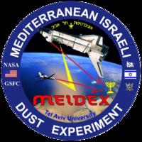 MEIDEX Mission Logo