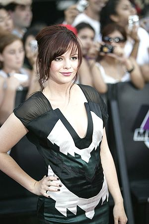 Amber Tamblyn - Tamblyn at the MuchMusic Video Awards red carpet, June 17, 2007