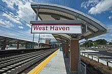 west haven station wikipedia