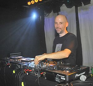 Moby discography - Moby performing in Copenhagen, Denmark in 2009