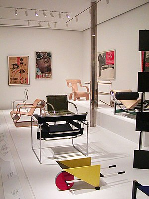 Knoll (company) - Many of the company's products are on permanent display at MOMA in NYC.
