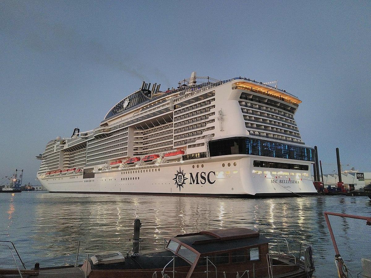 Msc Bellissima Updated Itinerary 2020 - Cruise Gallery