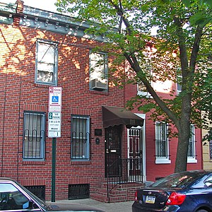 Southwest Center City, Philadelphia - Marian Anderson House on Martin Street