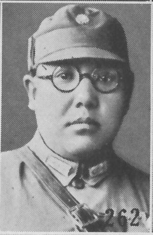 Ma Hongkui - Lt. Gen. Ma Hongkui