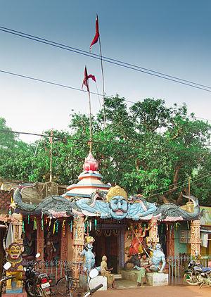 Jatani - Maa Baata Bhuaasuni Temple near Jatani