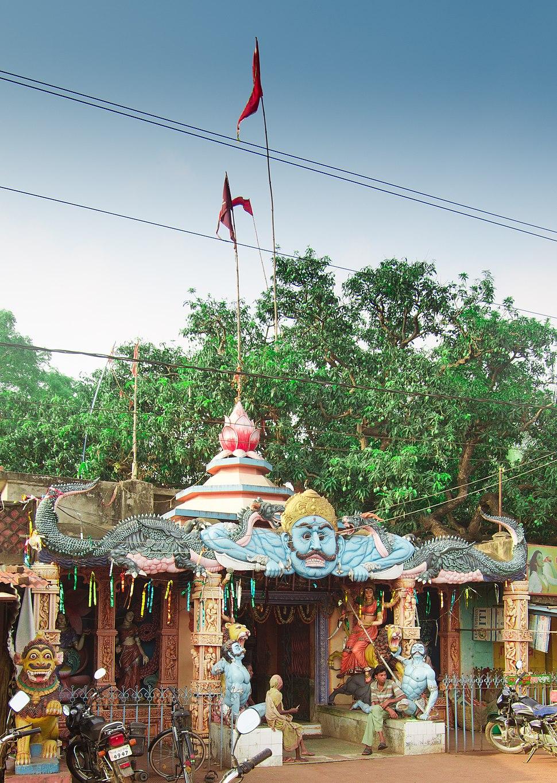 Maa Baata Bhuaasuni Temple 2
