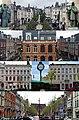 Maastricht, Stationsstraat (montage).jpg