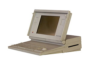 Macintosh Portable - Image: Macintosh Portable IMG 7541