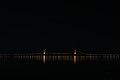 Mackinac Bridge at night from the island.jpg