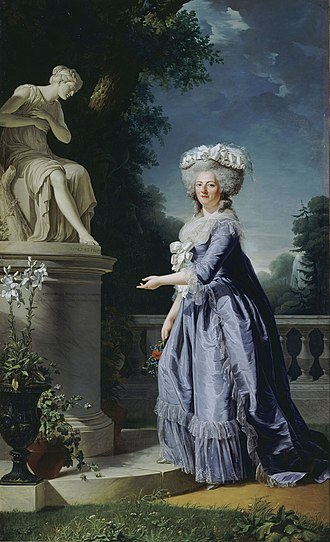 Victoire of France (1733–1799) - Madame Victoire of France