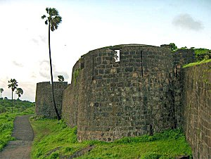 Mumbai - The Madh Fort built by the Portuguese, was one of the most important forts in Salsette.