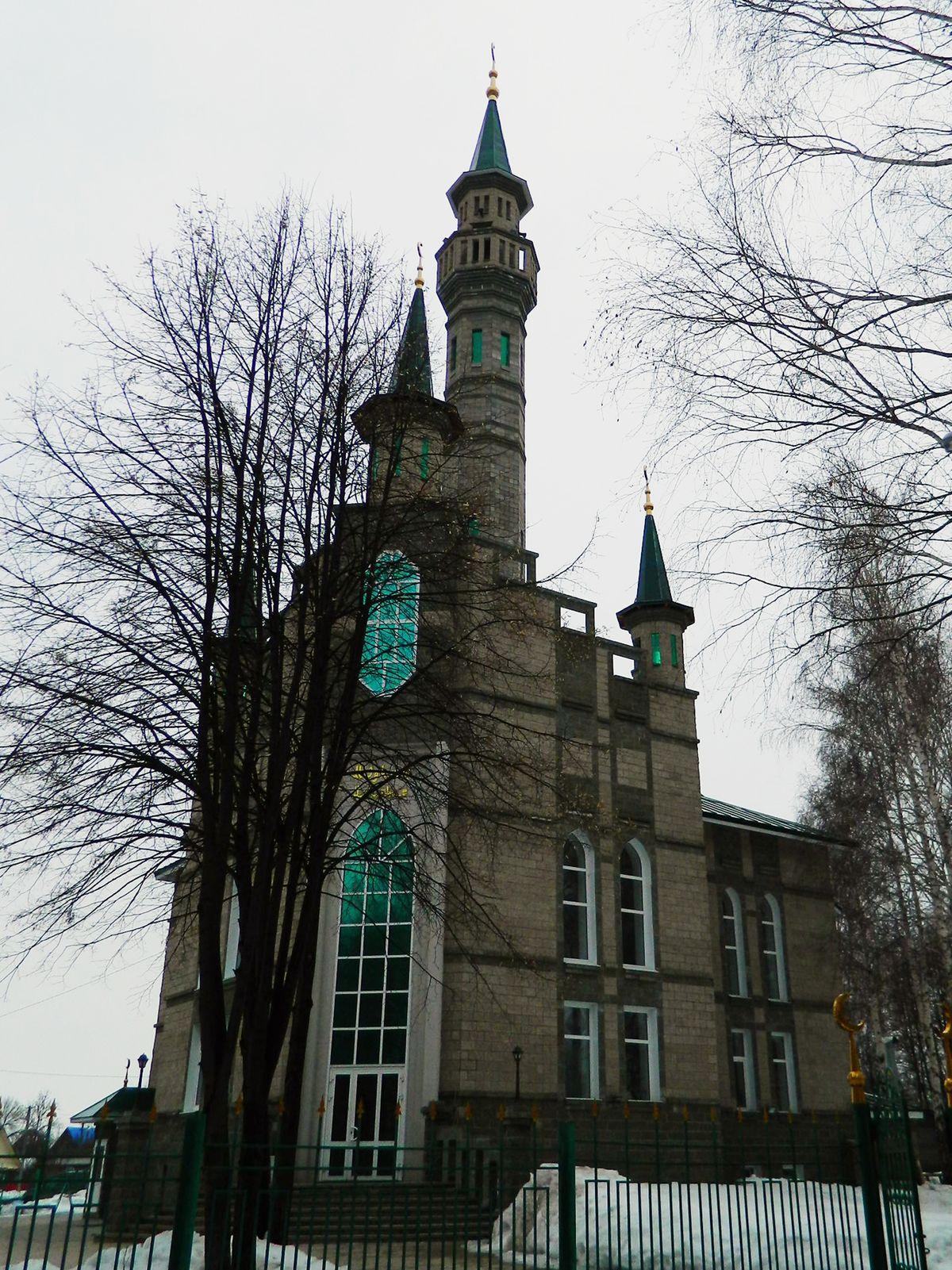 Мадина (мечеть, Уфа)