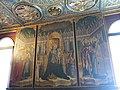 Madonna col Bambino in trono nel giardino paradisiaco circondata dai dottori della Chiesa e dai santi di Antonio Vivarini e Giovanni d'Alemanna (3).JPG