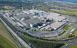 Magna Steyr - Magna Steyr plant, Graz, Austria
