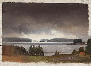 Landscape Study, Haikko in Porvoo