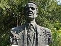 Magyar Gyula mellszobra (Paál István, 1984) a Budai Arborétum Felső kertjében.JPG