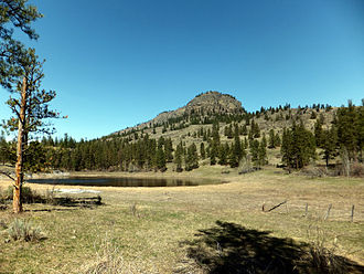 Okanagan Country - Mahoney Lake Ecological Reserve