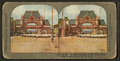 Main entrance to the Great Union Stock Yards (stockyards), Chicago, Ill., U.S.A, from Robert N. Dennis collection of stereoscopic views.png