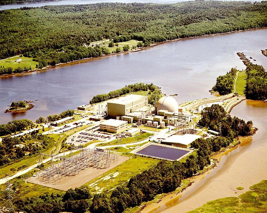 Maine Yankee Nuclear Power Plant
