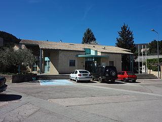 Aubignosc Commune in Provence-Alpes-Côte dAzur, France
