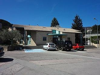 Aubignosc - The Town Hall
