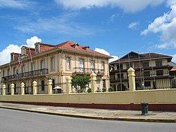 Rådhuset i Cayenne