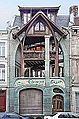 Maison art nouveau d'Hector Guimard (Lille) (10555565905).jpg