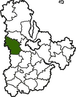 Makariv Raion Former subdivision of Kyiv Oblast, Ukraine