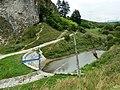 Malá hrádza pri Sučianskej skale - panoramio.jpg