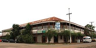 Malanda, Queensland - Malanda Hotel