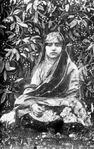 Jammu - Singer Malika Pukhraj in 1920s