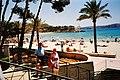 Mallorca - Peguera - Beach - panoramio.jpg