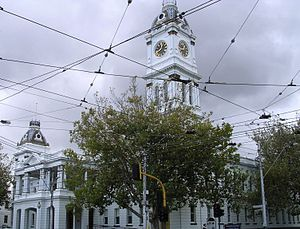 Malvern, Victoria - Malvern Town Hall