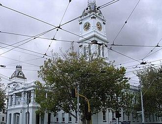 City of Stonnington - Malvern Town Hall