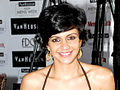 Mandira Bedi at Van Heusen Men's Fashion Week model auditions 10.jpg