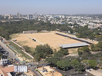 Bangalore Cantonment - Parade Ground