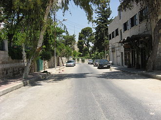 Jabal Amman - Image: Mango Street