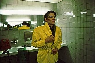 Bettina Köster - Image: Mania D ICC Berlin 1979