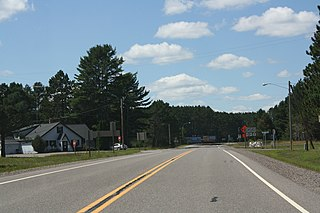 Manitowish, Wisconsin Unincorporated community in Wisconsin, United States