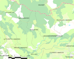 Map commune FR insee code 11319.png