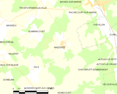 Map commune FR insee code 52302.png
