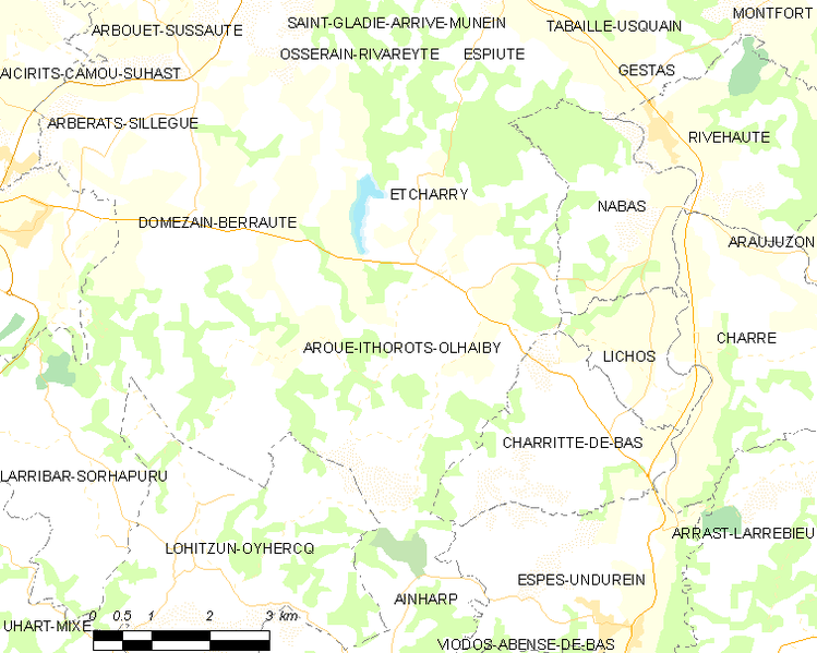 Súbor:Map commune FR insee code 64049.png