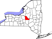 Map of New York highlighting Madison County.svg