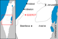 Map of Sderot cs.png