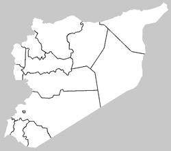 Map of Syria with muhafazat.png