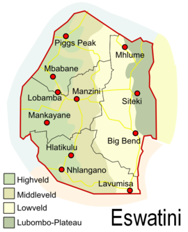 Map of the topographic zones in Eswatini.png